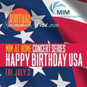 Concert: Happy Birthday USA