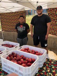 Farmers Market at Colfax Sierra Vista Community Center