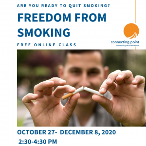 Freedom From Smoking Zoom Class
