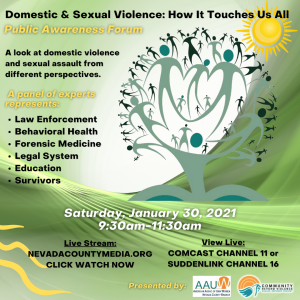 Domestic & Sexual Assault: How It Affects Us All