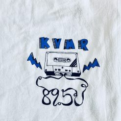 KVMR Swag Tea Towel 2021