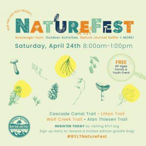 Bear Yuba Land Trust Presents: NatureFest 2021