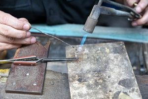 JEWELRY SOLDERING 101 @ The Curious Forge Arts Center