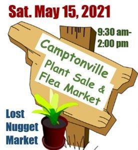 Camptonville Plant Sale & Flea Market