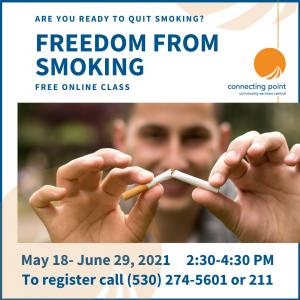 Freedom From Smoking Zoom Class