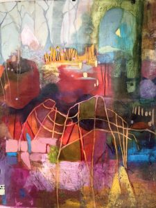 PAINTING FOUNDATION AND COLOR THEORY WORKSHOP w/FOREST ALIYA @ THE CURIOUS FORGE ARTS CENTER