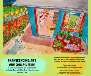 Transcending Art with Douglass Truth